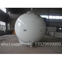 high quality  and best price LPG gas storage tanks manufacturer in China, China famous lpg gas pressure vessels supplier Manufactures