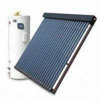 Heat-pipe Active Solar Water Heater with 25mm Hail Resistance Manufactures