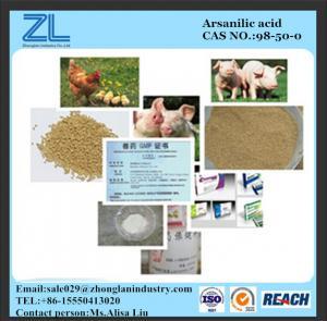 (CAS# 98-50-0) Arsanilic acid Manufactures