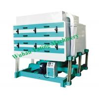 MMJC Pole Type White Rice Shifter Plansifter With Variable Frequency Motor Easy Operation Manufactures