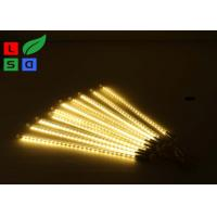 Quality 5050 SMD LED Commercial Lights LED Meteor Lights Power Adapter For Christmas Holiday Lighting for sale