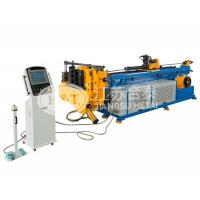 China Push Bending Type 3D Tube Bending Machine CNC90REM+RBE Max Speed 65 Degree / Sec on sale