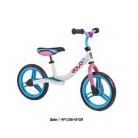 Pedal Or Hand Push Childrens Balance Bikes Blue / Green / Yellow Or Custom Color Manufactures