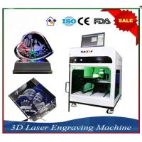 Quality Laser Engraver Equipment 3D Crystal Laser Inner Engraving Machine for sale
