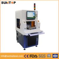 Quality Europe standard design fiber laser marking machine full enclosed type for sale