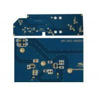 High Frequency Double Sided PCB Teflon Pcb Boards In Filters Combiners RF Manufactures