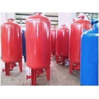 Horizontal Orientation Diaphragm Pressure Tank For Water Supply Equipment Manufactures