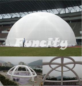 PVC Tarpaulin Inflatable Air Tent Manufactures