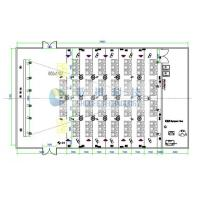 5D / 6D / 7D Movie Theater Design pictures with Special effects , light , audio system design Manufactures