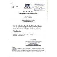 Shanghai Dreamer Group Co., LTD Certifications