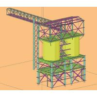 Quality High Rise Building Structures for sale