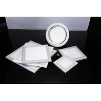 Dimmable Square LED Grille Lights / LED Panel 2x2 DLC Listed Manufactures