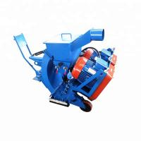 Concrete Floor Road Shot Blasting Machine For Epoxy Coating Cleaning Rust Remove Manufactures