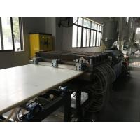 30-300mm PP/PE/PA/ABS/POM super solid plank /sheet/board extrusion machine Manufactures