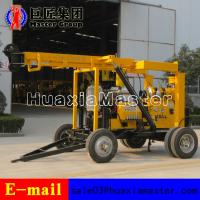 XYX-3 Wheeled Hydraulic Core Drilling Rig Manufactures
