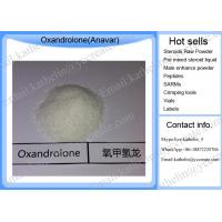 White Steroid Raw Powder Male Gain Muscle Burning Fat Oxandrolone Anavar Oral Steroid 53-39-4 Manufactures