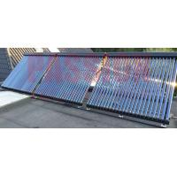 14mm Heat Transfer Condenser Copper Pipe High Efficiency Heat Pipe Solar Collector Manufactures