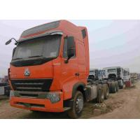 Buy cheap HOWO A7 6*4 Prime Mover Truck ZZ4257M3247P1B 10 Wheel Tractor Trucks from wholesalers