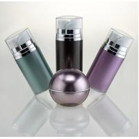 China 20ml Dual Pump Airless Cosmetic Bottle on sale