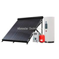 Split pressurized solar water heater Manufactures