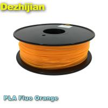 Neat Winding Spool PLA 3d Printer Filament , Free Sample Pla Plastic Filament Manufactures