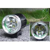100v 3600 Lumen 13Watt  XM-L T6 Led bike headlight , cree Led bicycle light Manufactures