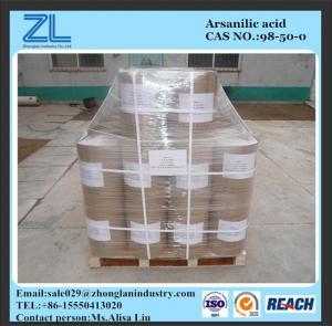 p-Arsanilic acid (98-50-0) Manufactures