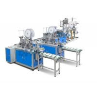Fully Automatic 3 Layer Inner Loop Medical Face Mask Machine (1+2) Manufactures
