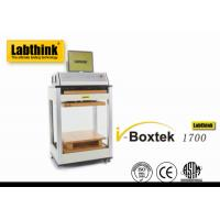 9kN Microcomputer Box Compression Testing Machine For Carton & Boxes With ISO 9001 / CE Manufactures
