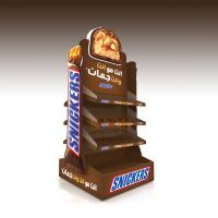 Double Side MDF Display Stands Manufactures