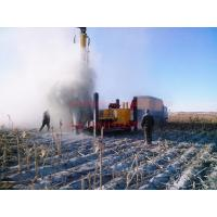 China Most popular water well drilling rig machine , well digging equipment 400m depth on sale