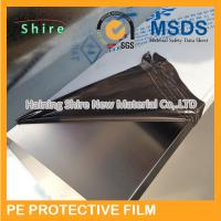 1250mm Width Black&white Protective Film For Stainless Steel Sheet Manufactures