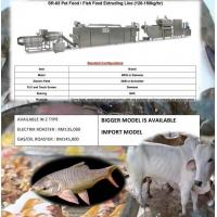 Stainless Steel Twin Screw Food Extruder Shrimp Feed Prawn Feed Manufacturing Machine Manufactures