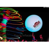Large LED Party Balloons Advertising Flying Customised Helium Balloon Manufactures