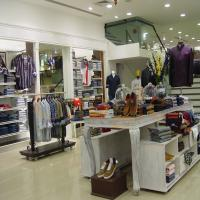Retail Garment Clothing Store Display Manufactures