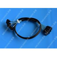 8 Inch SATA III 6.0 Gbps 7 Pin Female To Female Data Cable With Locking Latch Blue Manufactures