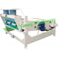 professional Grain Cleaning Machine Vibrating Gravity Table Grain Cleaner Manufactures