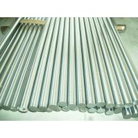 Ground Hard Chrome Plated  Piston Bar , Hydraulic Cylinder Piston Rod Manufactures