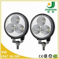 China wholesale LED offroad lights 9W spot off road LED working light Manufactures