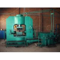 PLC Control Tee Forming Machine Metal Frame Stable Functioning ISO Certificate Manufactures