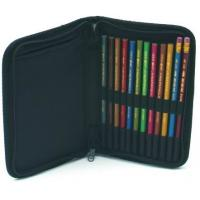 Elegant Design Folding Artist Painting Portfolio Brush Travel Holder Durable Manufactures