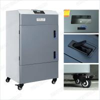 350W Laser Fume Extractor , 99.97% Soldering Smoke Filter Thorough Purification 0.3μm Manufactures