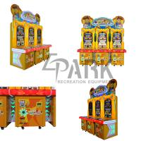Quality 3 Players Coin Operated Arcade Machines Fruit Condition Redemption Game for sale