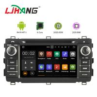 TV Function AURIS Toyota In Dash Car Dvd Player Rockchip PX3 4 Core 1.6GHz*4 Manufactures