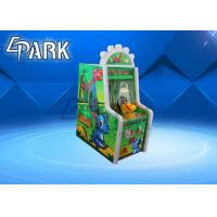 Dinosaur Island Ball Shooting Arcade Game Machine Safe And Healthy Construction Manufactures
