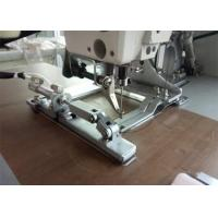 Zig Zag Automatic Quilting Machine , Electric Pnuematic Big Sewing Machine Manufactures