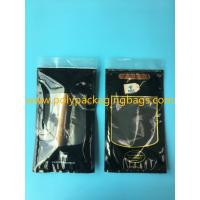 Convenient Cigar Humidor Bags / Plastic Zipper Bag Humidification System for sale