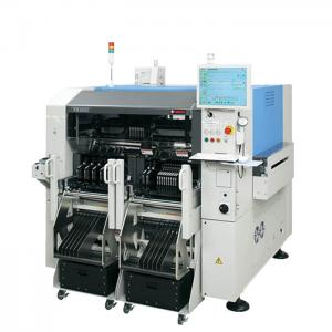 YAMAHA chip mounter YV100X LED Pick And Place Machine With 1.2m PCB Pneumatic Feeder Manufactures
