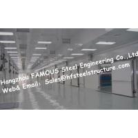 Thermal Insulated PU Panel Walk in Freezer And Prefab Refrigerator Chiller Cool Cooler For Food Manufactures