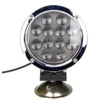 High Low Beam 45W 7 Inch Square LED Work Light For Tractor 60 / 30 Degree Beam Manufactures